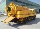Nuovo camion del serbatoio di acqua del camion di aspirazione delle acque luride di disegno 3000L da vendere