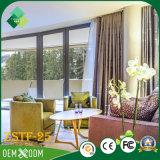 MDF (ZSTF-25)のホテルの家具の水晶様式の寝室セット