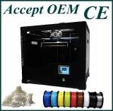 Imprimante 3D de bureau de Fdm d'approvisionnement d'usine de la Chine