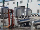 1000L de un sólo recinto de mezcla reactor de tanque con mezclador de alta velocidad
