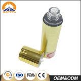 botellas cosméticas de lujo del oro 15ml~50ml/de la loción del laminado de plata