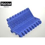 Пояс Conveyo верхней части циновки плоской плиты теплостойкmNs пластичный