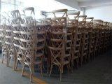 أسلوب [فرنش] صلبة [وأك ووود] قابل للتراكم صليب ظهر كرسي تثبيت