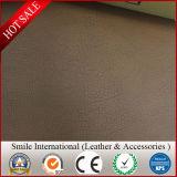 Кожа PVC синтетическая выбивает для искусственной кожи оптовых продаж фабрики украшения мешков софы