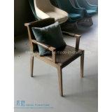 ホテルのレストラン(HW-2143C)のための椅子を食事する現代純木