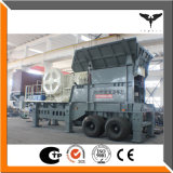 Fabricante de planta móvel do triturador do cone em China