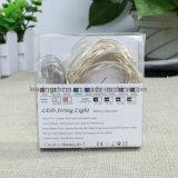Шнур USB освещает света веревочки Multi светов шнура цвета гибкие для венчания партии спальни