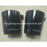 Fördernder Probieren-PlastikSolo Cup-Schuss-Glas Soem-2oz mit Schnellhaken für Spiritus