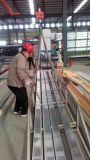 Flacher Hauptleitungsträger-Aluminiumhauptleitungsträger