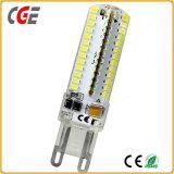 Lâmpada LED G9 substituir lâmpada de halogéneo
