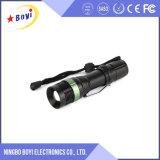 卸し売り方法携帯用再充電可能なLED戦術的な懐中電燈5000の内腔