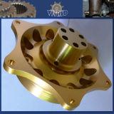 Maschinell bearbeiteter CNC zerteilt Aluminium-/Messing-/Stahl-/Edelstahl-Teile