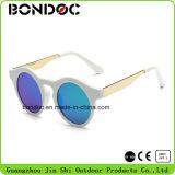 Lunettes de soleil de vente en gros de mode de lunettes de soleil en métal (JS-C026)