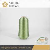 Металлическая резьба вышивки для перекрестной вышивки наборов стежком