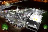 A luz de inundação 100W do diodo emissor de luz da iluminação do campo de futebol do diodo emissor de luz Waterproof IP65