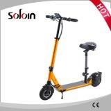 2 motorino elettrico piegante di mobilità del pattino 250W della rotella con la sede (SZE250S-3)