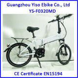 Bici sabia del platino E de las tecnologías de la innovación con el MEDIADOS DE motor impulsor de Bafang