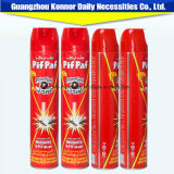 Calidad de Hight 750ml aerosol insecticida de aerosol de plagas Killer
