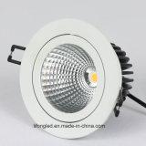 o diodo emissor de luz de Dimmable da ESPIGA do CREE 25W ilumina-se para baixo com o excitador do diodo emissor de luz da alta qualidade com Ce RoHS