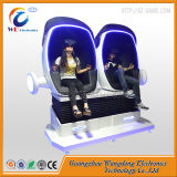 Simulator van de Apparatuur van de Bioskoop van de Motie van de Meest geavanceerde Technologie de Recentste 9d van Wangdong