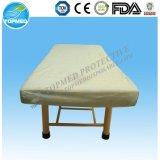 使い捨て可能なベッド・カバーかNonwovenベッドの入江の病院用ベッドカバー