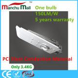 100W穂軸LEDの街灯が付いているIP65 PCIの熱伝導材料