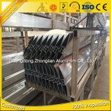 Feritoia di alluminio ellittica dell'otturatore ellittico di alluminio del rifornimento della fabbrica