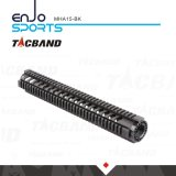 Tacband M16 resistente Quadguard carriles del flotador libre W/Picatinny de 15 pulgadas