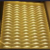 Indicatore luminoso di comitato quadrato di alta qualità 3D LED con Ce RoHS