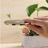 Het Laden van de Lader van Qi Standaard ultra-Slank Draadloos Stootkussen voor iPhone Androïde Sumsung