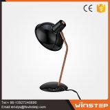 Lâmpada de tabela 2017 24V preta decorativa Home feita em China