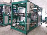 Bolla di plastica automatica che forma macchina per il vuoto che forma strato di plastica spesso