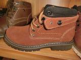 Ботинки способа кожаный ботинок самых последних людей высокого качества вскользь (MD030-1)
