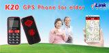 Телефон Китая GPS пожилой с радиоим шагомер FM