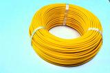Cable aislado 22AWG del caucho de silicón con UL3132