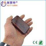 100g/0.01g 소형 디지털 나무로 되는 보석 균형 포켓 가늠자