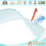 Duvet da fibra do uso do verão Quilt sintético branco do micro