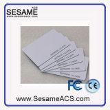 125kHz PVC 최신 인기 상품 Tk4100 Em 두꺼운 카드 (SD4)