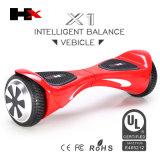 Scooter électrique de Hoverboard de moteurs électriques de marque de Hx de fabrication de la Chine