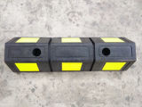 Tapón de rueda de coche reflectante de goma