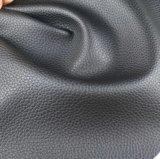 어린이용 카시트 (788#)를 위한 고급 Lichi PVC 인공 가죽