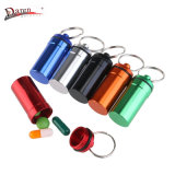 Key Chain Pill Box Holder 52X22m