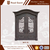 アルミニウムフレームのガラスドアまたはアルミニウムフレームのガラス振動ドアまたはアルミニウムガラスドアの価格