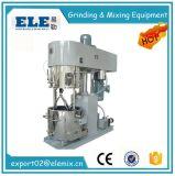Mezclador concéntrico del eje de /Dual del mezclador del dispersor del eje dual (mezclador), mezclador de dispersión de la capa gemela del eje