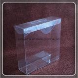 Коробка изготовленный на заказ подарка изготовления прозрачная пластичная