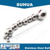 Alta bola de acero inoxidable de la precisión 440c para la venta