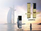 Замок двери карточки RFID с системой ключевой карточки гостиницы