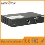 2つのギガビットポート企業SFPのファイバーのイーサネットスイッチ