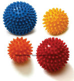 Pet Ball Toy Roller Spiky Bola de massagem