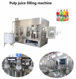 Planta bebendo automática do equipamento de empacotamento do engarrafamento de água mineral para o frasco do animal de estimação